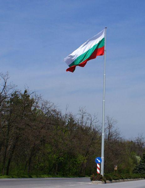 Знаме България 9/4.5 метра