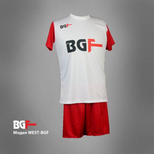 Футболен екип WEST- BGF