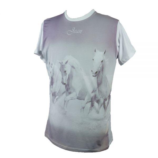 JEAN Фланелка White Horses