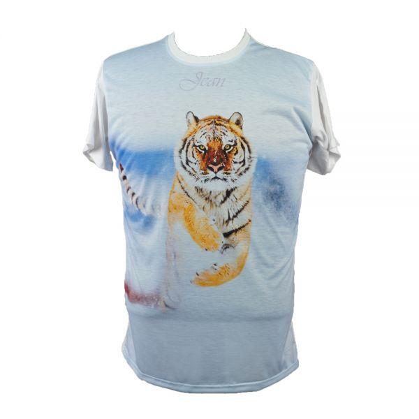 JEAN Фланелка Tiger