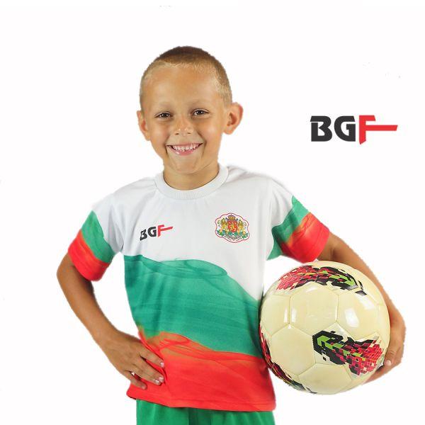BGF Детска Фланелка България