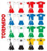 Футболен екип TORNADO