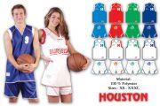 Баскетболен екип Хюстън