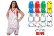 Баскетболен екип  Кинг