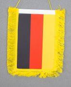 Флагче Германия - размер A4, твърдо
