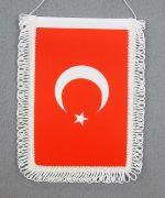 Флагче Турция - размер A4, твърдо