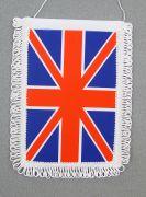 Флагче Великобритания - размер A4, твърдо