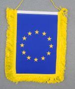 Флагче Европейски Съюз - размер A4, твърдо
