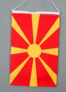 Флагче Македония - размер A4, меко