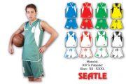 Баскетболен екип Сиатъл