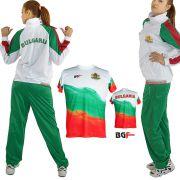 BGF Анцуг + Фланелка България