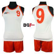 BGF Дамски Баскетболен Екип DMC