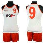 BGF Дамски Баскетболен Екип DMC-BGF